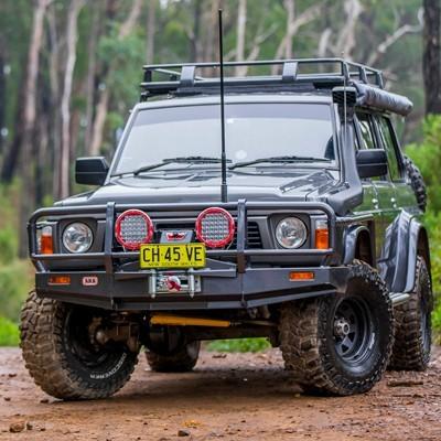 Patrol Y60 GR, krótki, 1987-1997